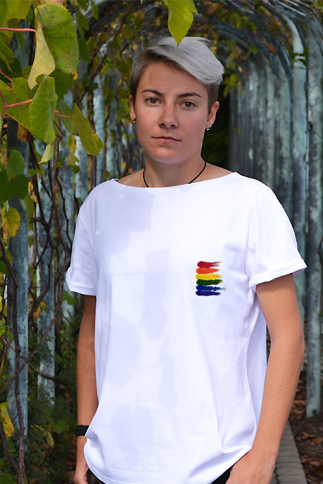 koszulka pride